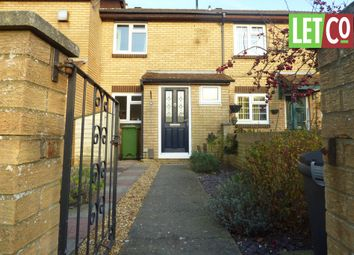 Thumbnail 2 bed terraced house to rent in Lidiard Gardens, Southsea