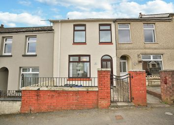 Thumbnail 2 bed terraced house for sale in Bournville Terrace, Tredegar