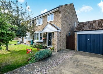 Thumbnail 3 bed semi-detached house for sale in Yeoman Gardens, Paddock Wood, Tonbridge