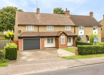 Thumbnail 5 bed semi-detached house for sale in Norton Road, Letchworth