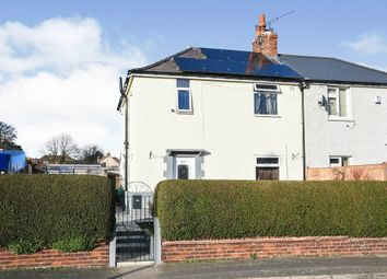 Creswell Road, Clowne, Chesterfield S43. 3 bed semi-detached house for sale