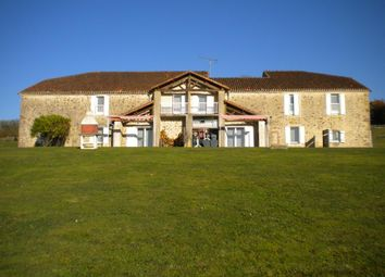 Thumbnail 27 bed property for sale in Poitou-Charentes, Vienne, Availles-Limouzine