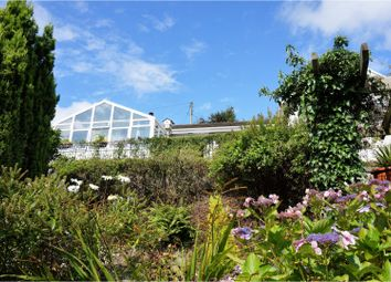 Thumbnail 4 bed detached bungalow for sale in Cnwch Coch, Aberystwyth