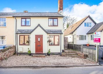 Thumbnail 3 bed semi-detached house for sale in Egremont Street, Glemsford, Sudbury