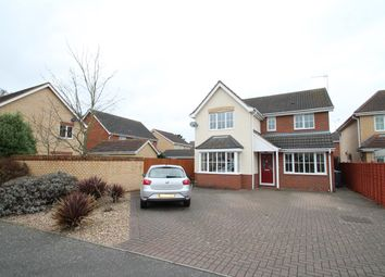 Thumbnail 4 bedroom detached house for sale in St Agnes Way, Kesgrave, Ipswich