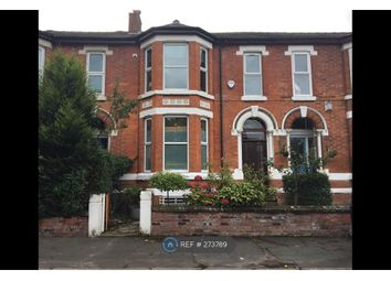 Thumbnail 5 bedroom terraced house to rent in Clarendon Road, Manchester