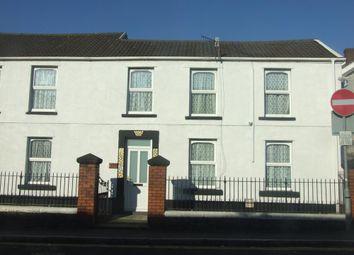 Thumbnail 10 bed terraced house for sale in Neath Road, Plasmari, Swansea