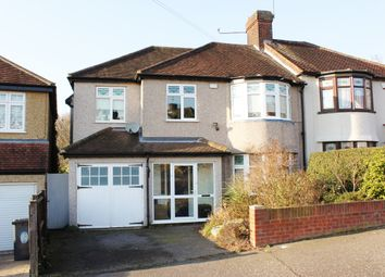 Thumbnail Semi-detached house for sale in Keynsham Avenue, Woodford Green