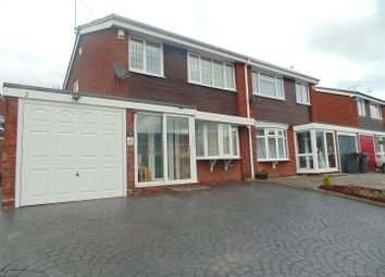 Thumbnail 3 bedroom detached house to rent in Sandon Grove, Erdington, Birmingham