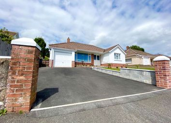 Thumbnail 3 bed detached bungalow for sale in Elmfield Road, Bickington, Barnstaple