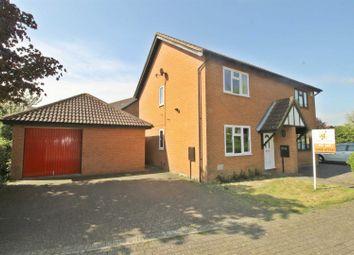 Thumbnail 3 bed semi-detached house to rent in Porlock Lane, Furzton, Milton Keynes