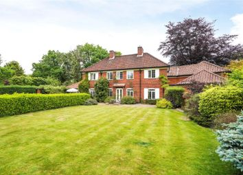 Thumbnail 5 bed detached house for sale in Burstead Close, Cobham, Surrey