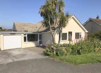 Thumbnail 3 bed detached bungalow to rent in Veor Road, Newquay