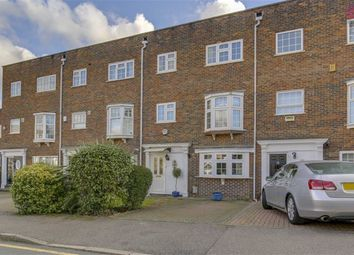 Thumbnail 4 bed terraced house for sale in Cavendish Crescent, Elstree, Hertfordshire