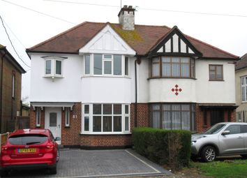 Thumbnail 3 bed semi-detached house to rent in Ashingdon Road, Ashingdon, Rochford