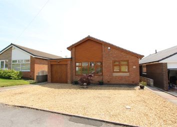 Thumbnail 2 bed detached bungalow for sale in Keats Road, Greenmount, Bury, Lancashire