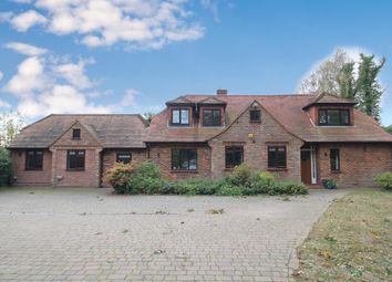 Thumbnail 4 bed detached house for sale in Bucklesham Road, Foxhall, Ipswich
