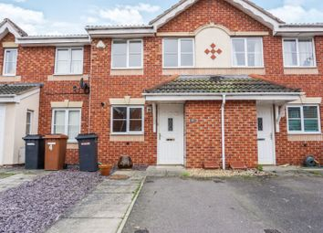 Thumbnail 2 bed terraced house for sale in Ullswater Road, Melton Mowbray
