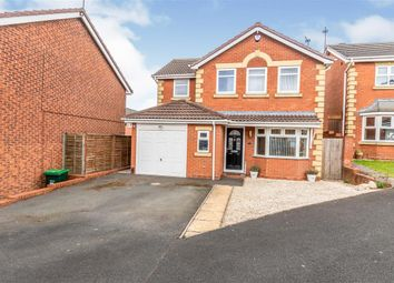 Thumbnail 4 bed detached house for sale in Steadman Croft, Tipton