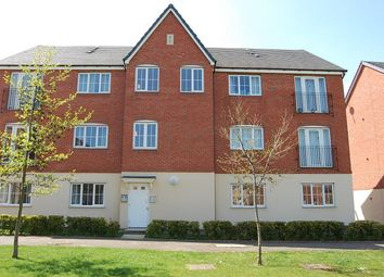 Thumbnail 2 bed flat to rent in Cromford Court, Grantham