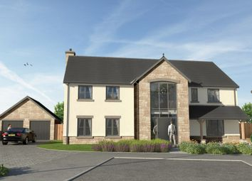 Thumbnail 5 bed detached house for sale in Eglyws Nunnydd, Margam, Port Talbot, West Glamorgan