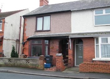 Thumbnail 3 bed terraced house to rent in Chester Road, Buckley