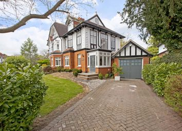 Thumbnail 4 bed semi-detached house to rent in Ellington Road, Taplow, Maidenhead
