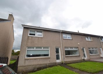 Thumbnail 2 bedroom end terrace house for sale in High Street, Motherwell