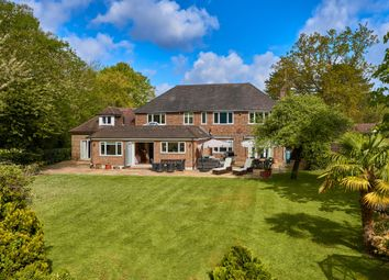 Thumbnail 6 bed detached house for sale in Hook Heath Road, Hook Heath, Woking