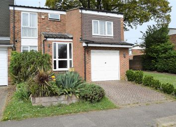 Thumbnail 4 bed semi-detached house for sale in Lyall Way, Rainham, Gillingham
