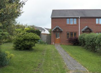 Thumbnail 2 bed semi-detached house to rent in Fair Oakes, Haverfordwest