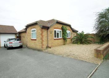 Thumbnail 2 bed detached bungalow for sale in Tattershall Crescent, Fareham