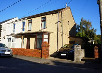 Thumbnail 3 bed semi-detached house for sale in Ynysderw Road, Pontardawe, Neath Port Talbot.