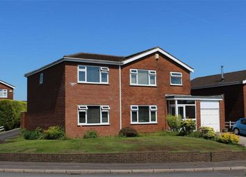 Thumbnail 5 bedroom detached house for sale in King George Court, Derwen Fawr, Sketty