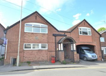 Thumbnail 1 bed maisonette to rent in Silver Street, Whitwick, Coalville