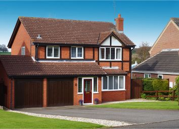 Thumbnail 4 bed detached house for sale in Greenvale Close, Brizlincote Valley