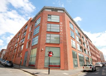 Thumbnail 2 bed flat to rent in Boxworks, Tenby Street North, Jewellery Quarter