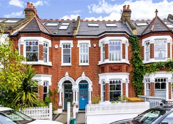 5 bed terraced house for sale in St. Albans Avenue, London W4