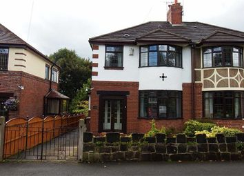 Thumbnail 3 bedroom semi-detached house to rent in Sunnyside Avenue, Tunstall, Stoke-On-Trent