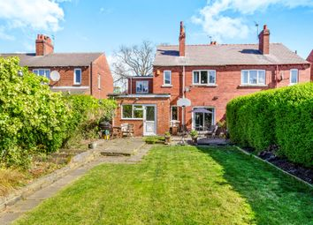 Thumbnail 4 bedroom semi-detached house for sale in Selby Street, Wakefield