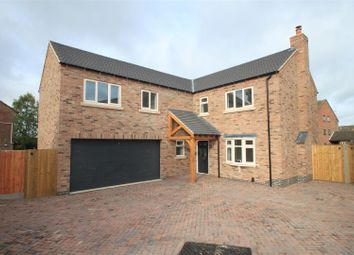 Thumbnail 4 bed detached house for sale in Coventry Road, Burbage, Hinckley