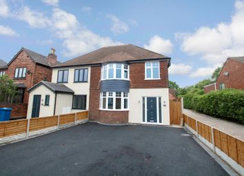 Thumbnail 3 bed semi-detached house for sale in Tamworth Road, Kettlebrook, Tamworth