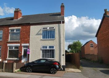 Thumbnail 2 bed end terrace house for sale in Mansfield Road, Selston