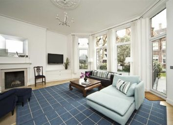 Thumbnail 3 bed flat to rent in Courtfield Road, London