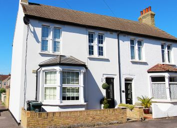Thumbnail 3 bed semi-detached house for sale in Sussex Road, Dartford, Kent