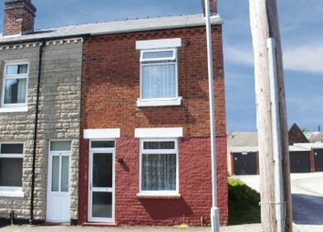 Thumbnail 2 bed terraced house for sale in Alexandra Street, Stone, Staffordshire