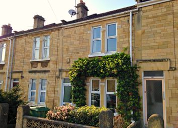 Thumbnail 2 bed terraced house for sale in Lymore Avenue, Oldfield Park, Bath
