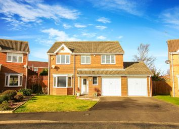 4 bed detached house for sale in Abbots Way, North Shields NE29