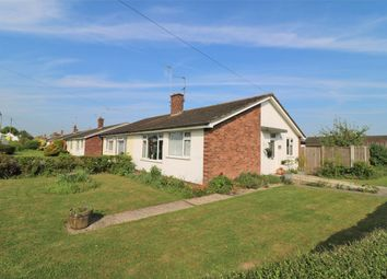 Thumbnail 2 bed semi-detached bungalow for sale in Vine Drive, Wivenhoe, Colchester, Essex