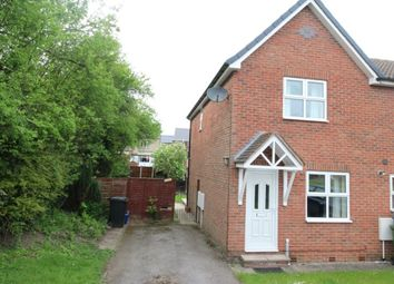 2 bed terraced house for sale in Blackthorn Close, Hasland, Chesterfield S41